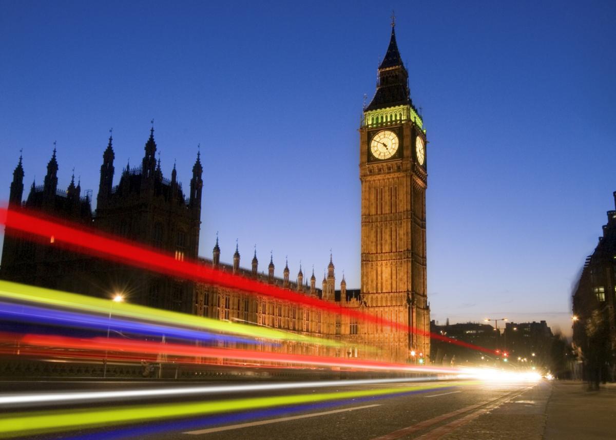 Tours of Parliament | Marcus Jones
