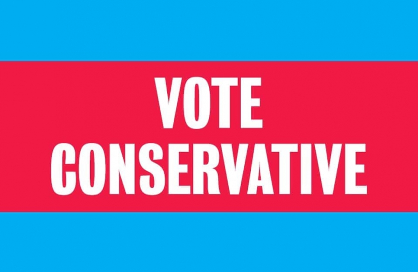 Vote Conservative image